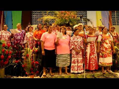 Jesus Train Song, Song Fest, Tahiti Mission Centre Conference