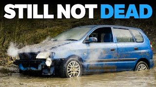 What Does It Take To Kill A £200 Mitsubishi?