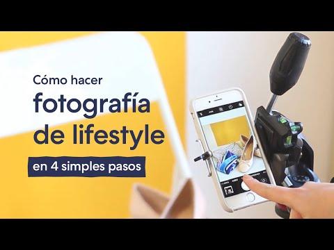 Cómo hacer fotografía de Lifestyle para tu tienda online y redes sociales