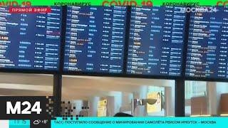 Lufthansa отменяет 23 тысячи рейсов из-за коронавируса - Москва 24