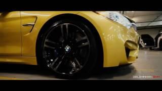 Best Moscow Drift BMW M-Power 1M M4 M5 2015-2016