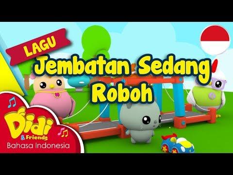 Lagu Anak-Anak Indonesia | Didi & Friends | Jembatan Sedang Roboh