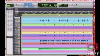 Pro Tools Tutorial - Tempo Mapping