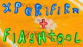 создание прошивки для Flashtool из файлов XperiFirm