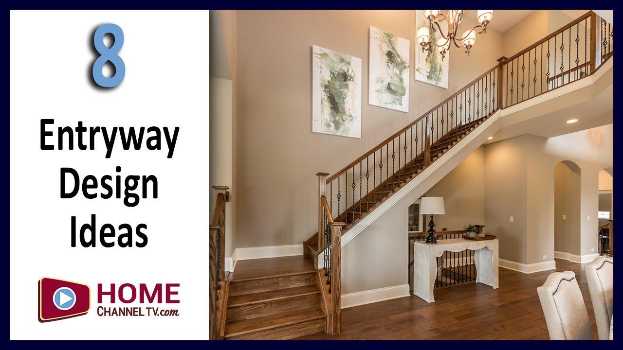 Entryway Design Ideas   Interior Design 2018 - YouTube