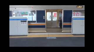 2019.03.02 JR西日本 京都線 JR総持寺駅 ホームドア 上り 下り 動作動画