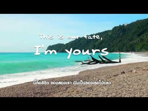 I'm Yours - Jason Mraz (Lyrics) แปลไทย
