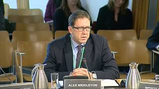 Justice Committee - Scottish Parliament: 5th March 2013