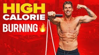 High Calorie Burn Jump Rope Workout (TORCH SERIES)