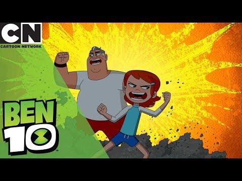 Ben 10 | Team Destroy | Cartoon Network UK 🇬🇧