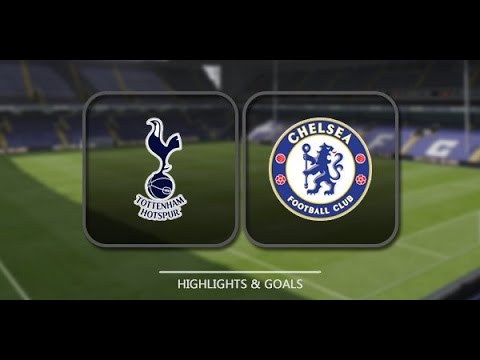 Tottenham Hotspur vs Chelsea Highlights & Goal