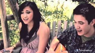Terrified - Katharine McPhee ft. Zachary Levi  (cover)