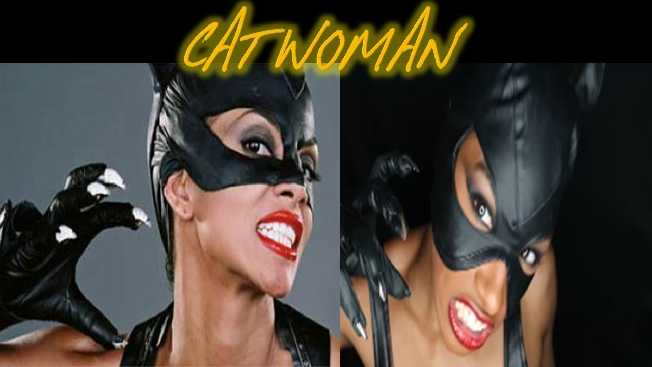 Halloween Makeup Cat Woman Halle Berry Inspired Costumes Part 2 Of 3