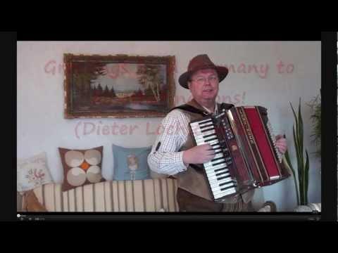 Entertainment Folk Music - 32 minutes - Medley - played by Dieter Lochschmidt (DieterLo1)