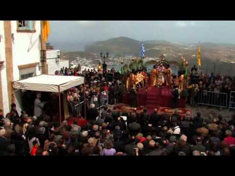 DVD για την προώθηση του Θρησκευτικού τουρισμού Πάτμου / DVD Patmos