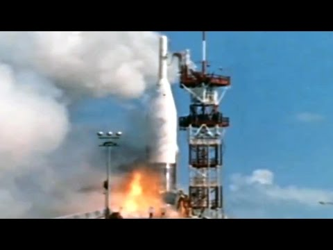 See How Two Cosmonauts Narrowly Escaped a Massive Explosion