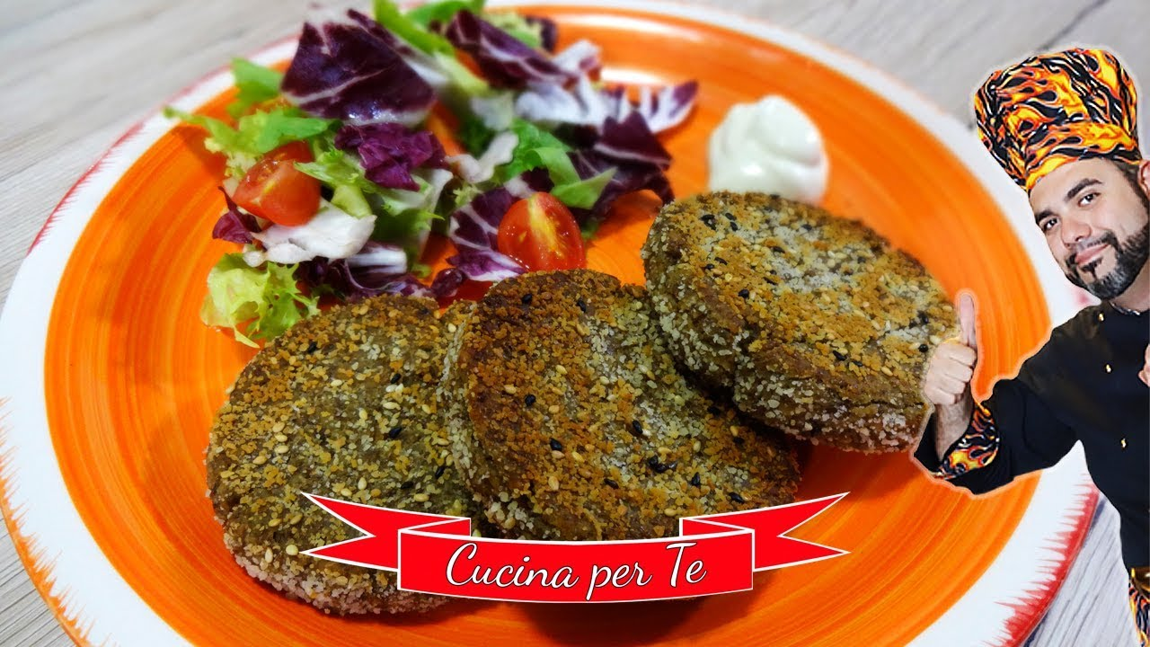 Polpette di Lenticchie - Ricette Vegetariane