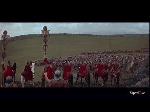 Roman Legion     One of best scene on Roman legions