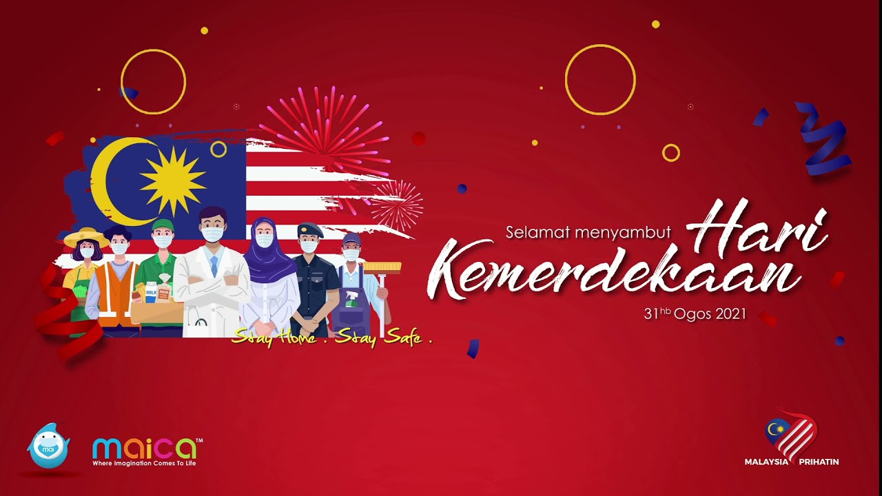 Happy 64th Independence Day, Malaysia!