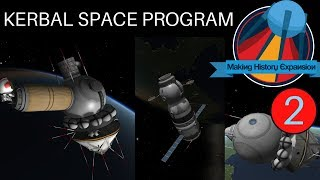 Kerbal Space Program - Making History Expansion (2): New Vostok, Voskhod, and Soyuz