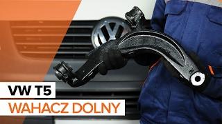 VW T5 Transporter instrukcja obsługi po polsku online