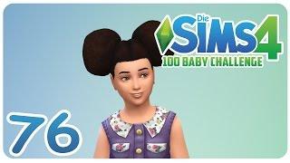 DIE SIMS 4: 100 BABY CHALLENGE #76 Brunhilde digitiert zu ...  ☆ Let's Play