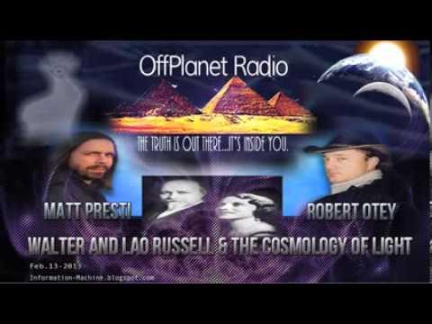Matt Presti and Robert Otey-Walter and Lao Russell-The Cosmology of Light
