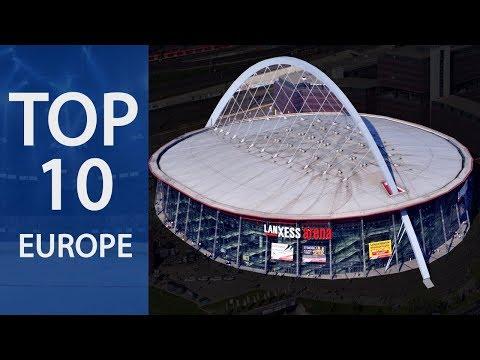 Top 10 Biggest Ice Hockey Arenas In Europe