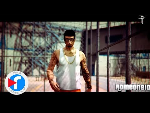 Kendo Kaponi x Anuel AA - Me Contagie (Official Video) (GTA Version)