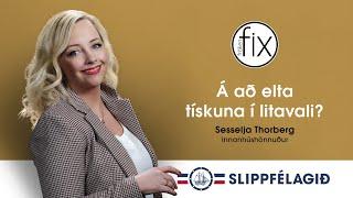 Ráð frá Fröken Fix - Tískulitir, á að elta tískuna í litavali ?