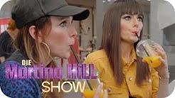 Larissa und Rebecca im Saftladen! | Die Martina Hill Show | SAT.1