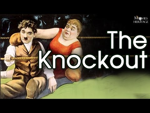 The Knockout | Charlie Chaplin | 1914 Silent Film | Comedy