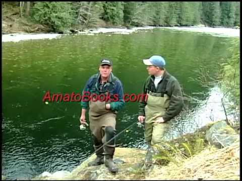 how to bobber fish for salmon