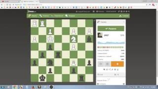 017- Ежедневная тактика на chess.com