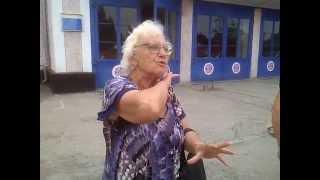 Беженка из г. Луганск: В городе люди проваливаются в люки и варятся в говнах!(Видео: пропускной пункт г. Счастье Подписывайтесь на наш второй канал http://www.youtube.com/user/donbassFREE Наш сайт -..., 2014-08-23T10:39:50.000Z)