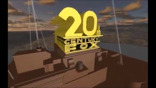 TEST ROBLOX Cutscene Editor: 20th Century Fox logo