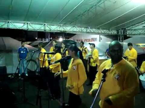 Bumbay Calipso & Negro Jackler - Bienvenidos Los Turistas Y Auyama