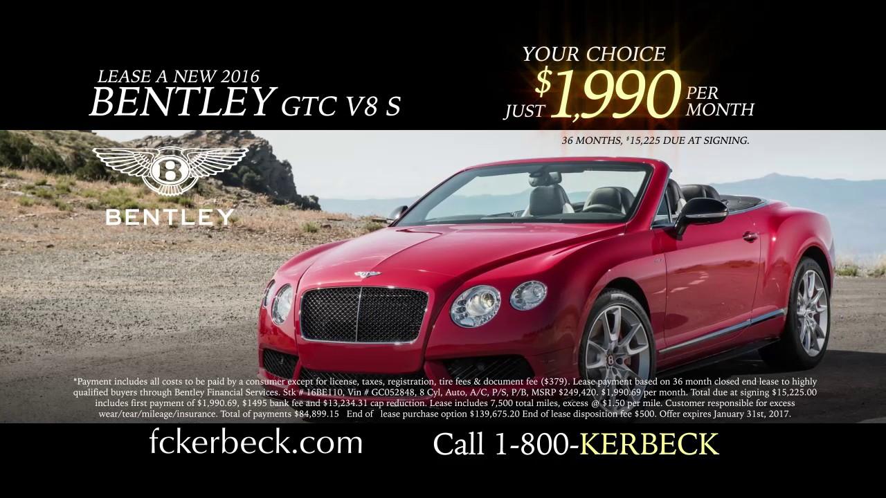 gara california lease bentley offer gtc for la jolla coach diego o an san brand