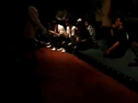 HDK-Aaron perform at shang hai club