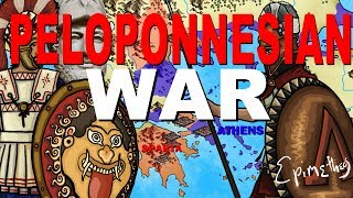 The Peloponnesian War, The real history Assassin's Creed Odyssey is based on (extended video)