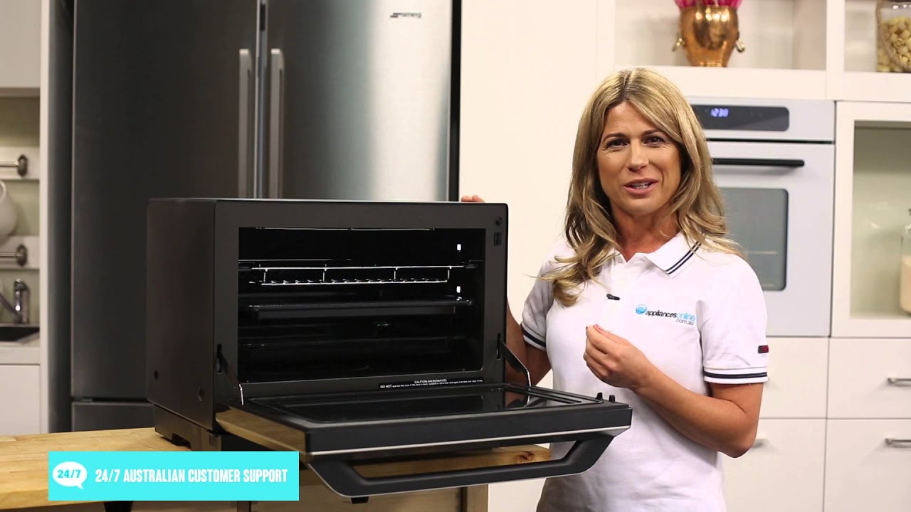 Panasonic Nn Cf874bqpq Convection Microwave Reviewed By Product Expert Liances Online
