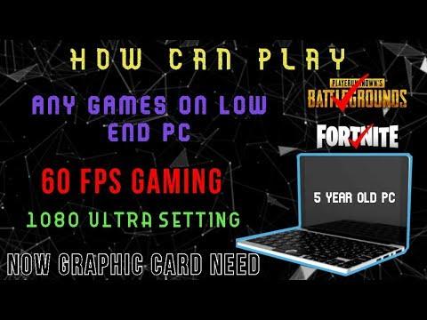 Play Any Games In Potato Pc | #Pubg | #Fortnite | #Apex Legends