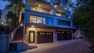 Hollywood Hills Home Complete with Studio | 5940 Manola Way, Los Angeles, CA 90068