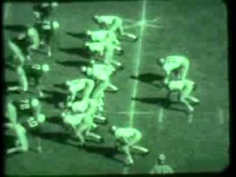 1957 GA Tech vs Auburn