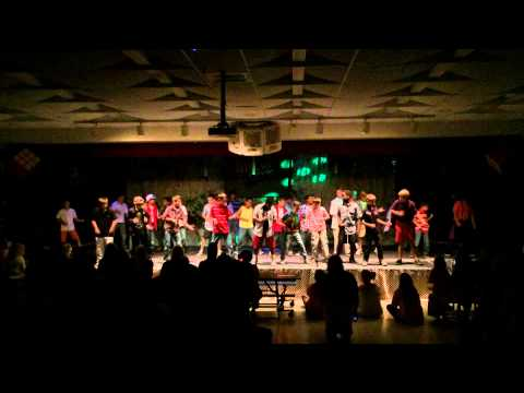 2014 Fifth Grade Show - Back to the 80's