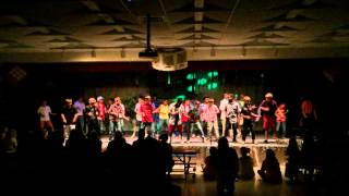 2014 Fifth Grade Show - Back to the 80