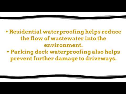 Deck Waterproofing Los Angeles – Develop Civic Sense by Caring For the Environment