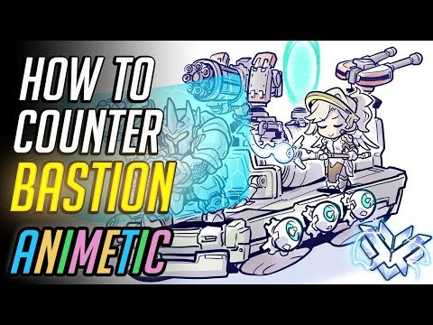 How to counter Bastion - Season 14 - Overwatch thumbnail