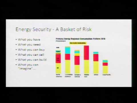 Energy Security - a Global Perspective