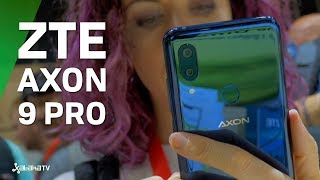 ZTE Axon 9 Pro, primeras impresiones